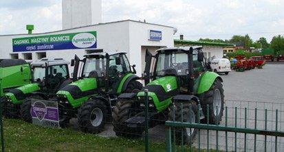 Agromarket Jaryszki oddział w Żninie