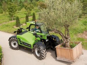 Agrovector Deutz-fahr AGROVECTOR 37.7