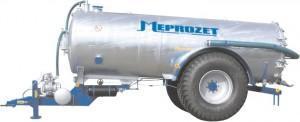 Beczkowóz 10000 l ze zbiornikiem wcinanym