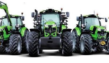 ciągniki rolnicze poznań