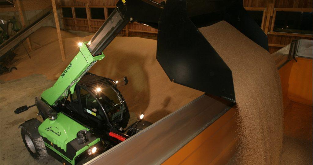 ładowarka teleskopowa