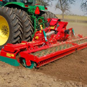 Nowoczesne maszyny uprawowe marki KVERNELAND