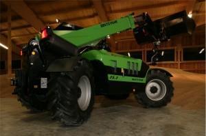 Deutz-Fahr Agrovector 35.7 1