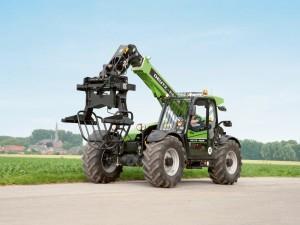 Deutz-Fahr Agrovector 37.6 2