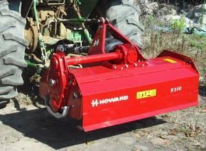 Brony rotacyjne HOWARD Rotavator R310/R320