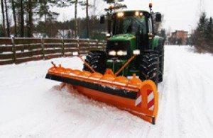 Pług śnieżny PSC