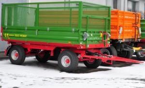 Przyczepa PRONAR T653