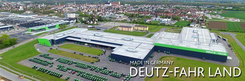 Dautz-Fahr maszyny, kombajny, ciągniki, sprzedaż