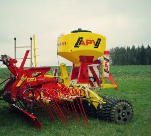 PIELĘGNACJA APV GK 250 M1