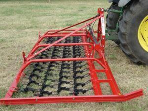Włóka łąkowo-polowa NIWA